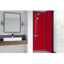 Flamingo Acrylic Bathroom Shower Panel - 4mm Gloss or Matt