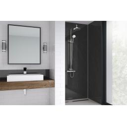Sicilian Slate Gloss Bathroom & Shower Wall Panel