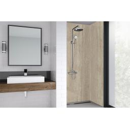 Turino Bathroom Shower Panel