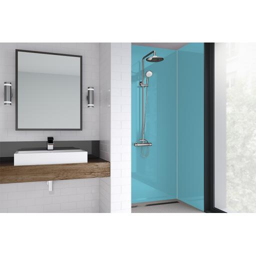 Essence Acrylic Bathroom Shower Panel - 4mm Gloss or Matt