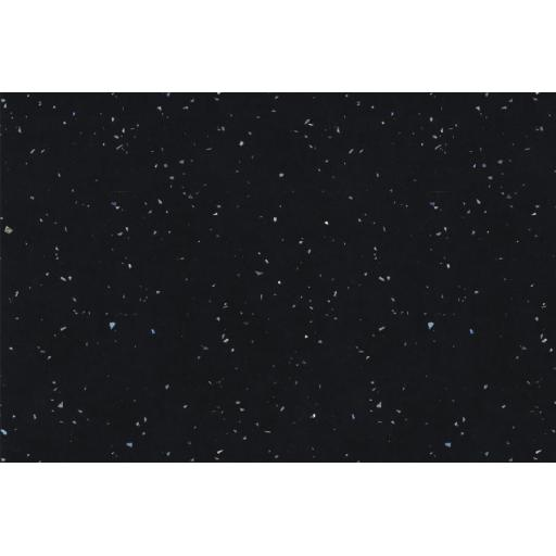 Galaxy Black Bathroom Vanity Top