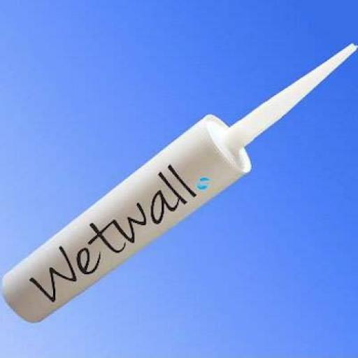 Wetwall Panel Sealant - 300ml Tube