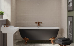 Tile Effect Wetwall Panel