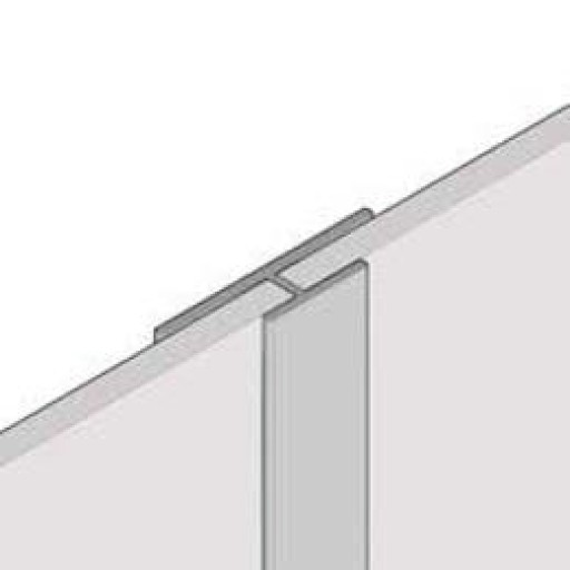 Wetwall Shower Panel Continuous Joint